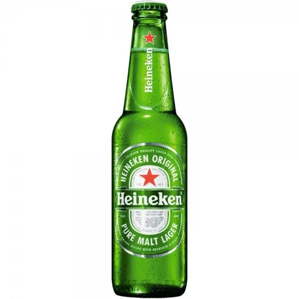Cerveja Heineken Long Neck 355ml