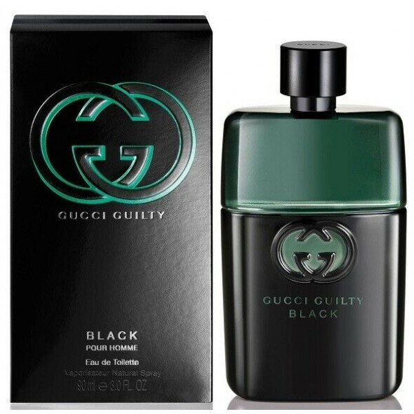 Perfume Gucci Guilty Black Masculino - 90ml