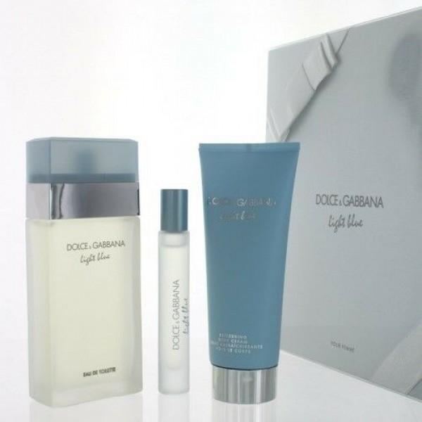 Kit Perfume Dolce & Gabbana Light Blue