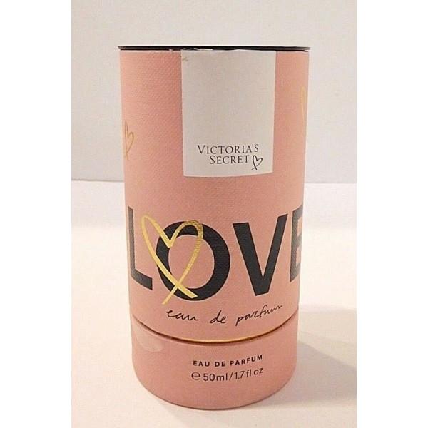 Perfume Victoria's Secret Love Eau De Parfum - 50ml