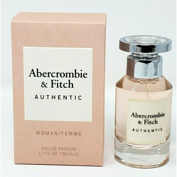 Perfume Abercrombie & Fitch Authentic for Women - 50ml
