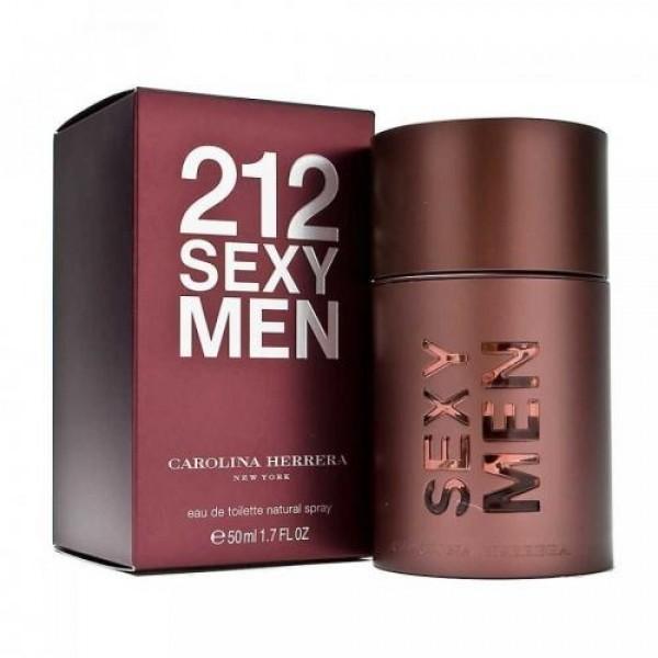 Perfume 212 Sexy Men - 50ml