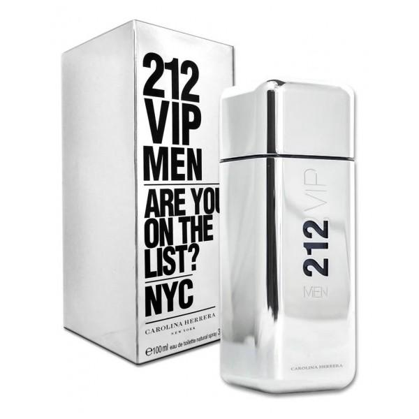Perfume 212 VIP By Carolina Herrera For Men - 100ml