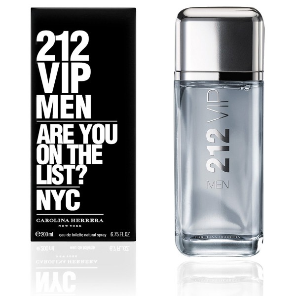 Perfume 212 VIP By Carolina Herrera For Men - 200ml