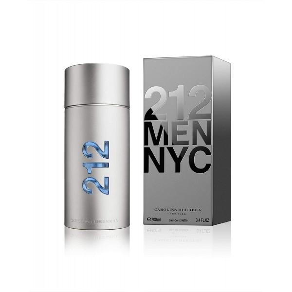 Perfume 212 by Carolina Herrera Eau de Toilette for Men -200ml