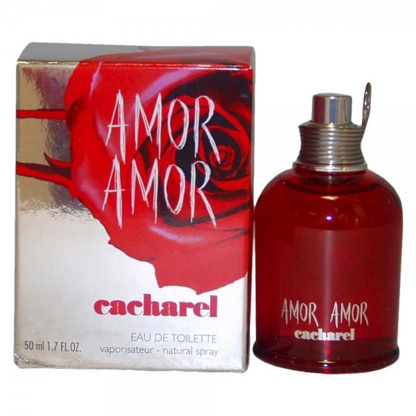 Perfume Amor Amor by Cacharel for Women - 50ml