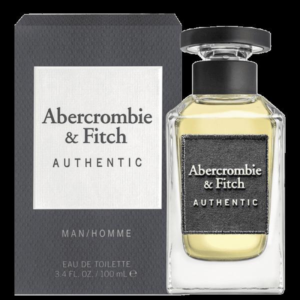 Perfume Authentic Man Abercrombie & Fitch Eau de Toilette - 100ml