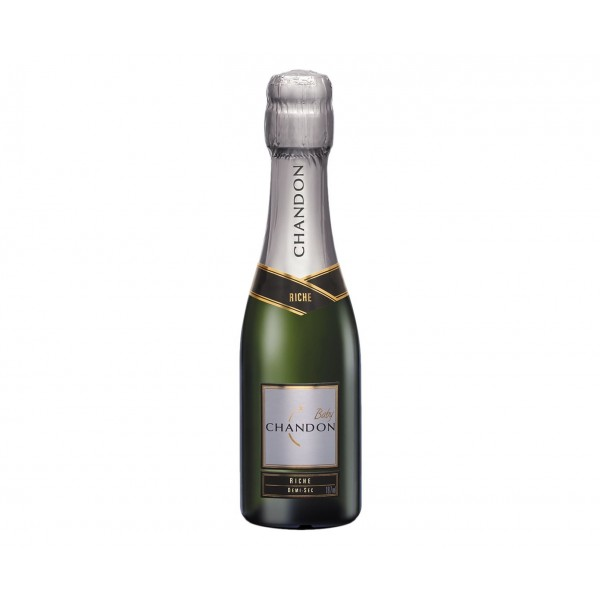 Espumante Baby Chandon Riche Demi-Sec - 187ml