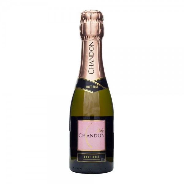 Espumante Baby Chandon Brut Rosé - 187ml
