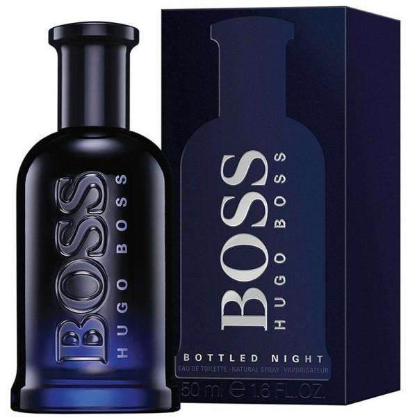 Perfume Boss Bottled Night by Hugo Boss for Men - 50ml