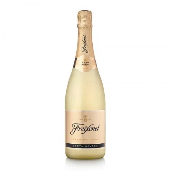 CAVA FREIXENET CARTA NEVADA SEMI SECO - 750ML