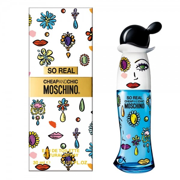Perfume Moschino So Real Cheap And Chic - 100ml