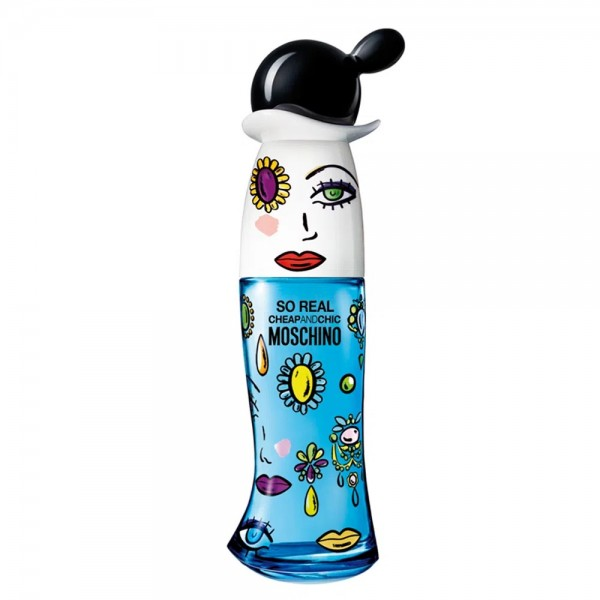 Perfume Moschino So Real Cheap And Chic - 50ml