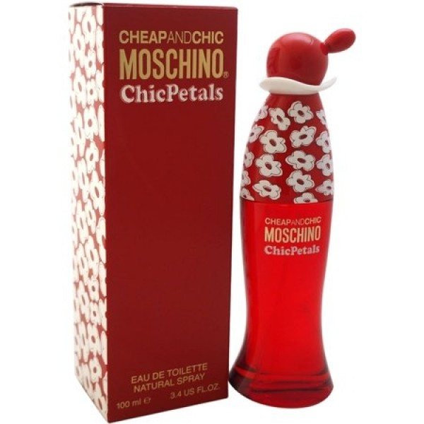 Perfume Moschino Chic Petals - 100ml