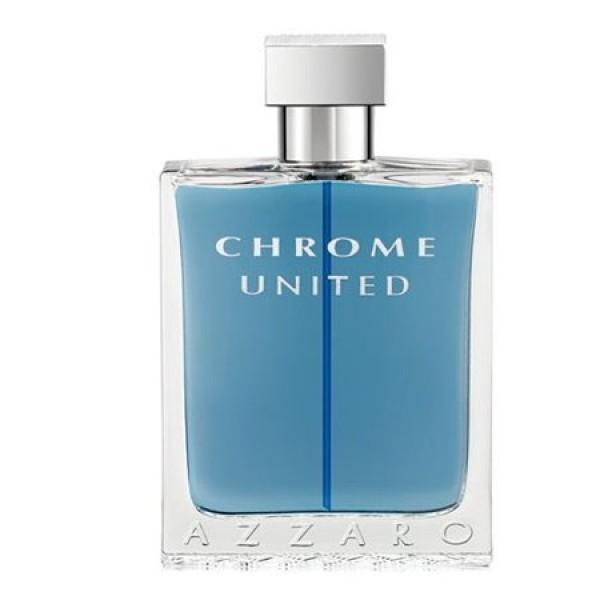 Perfume Chrome United by Azzaro - 100ml