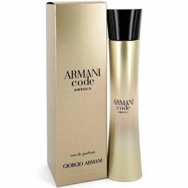 Perfume Giorgio Armani Code Absolu - 75ml