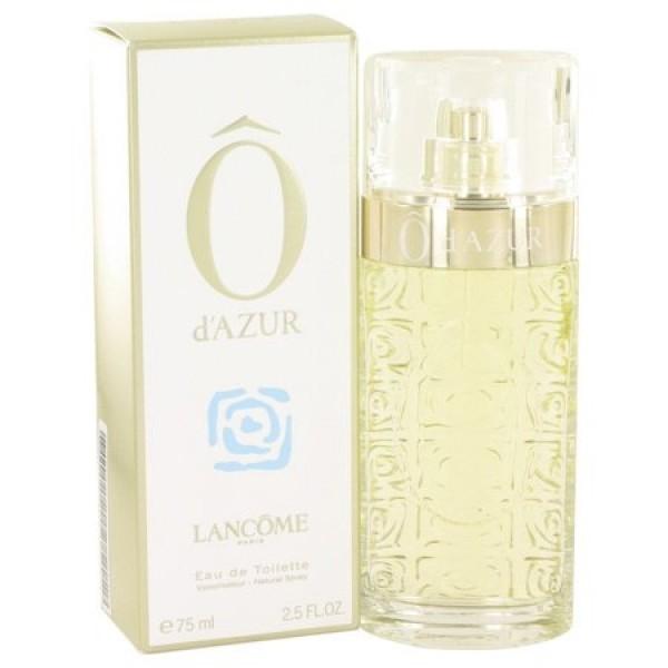 Perfume Ô D'azur By Lancome - 75ml