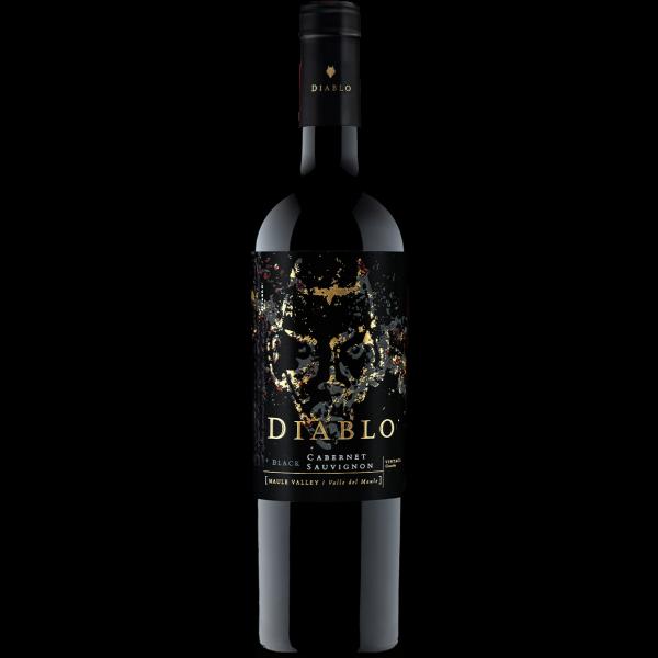 DIABLO BLACK CABERNET SAUVIGNON 2018