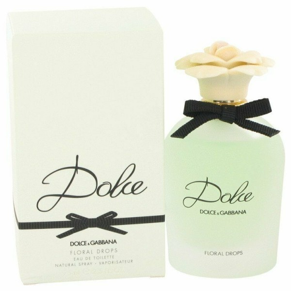 Perfume Dolce Floral Drops by Dolce & Gabbana for Women - 75ml
