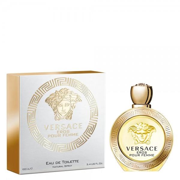 Perfume Versace Eros Feminino - 100ml