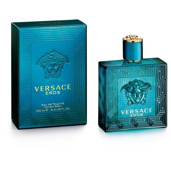 Perfume Versace Eros Masculino - 100ml