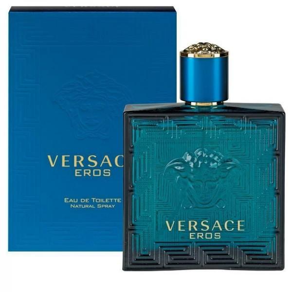 Perfume Versace Eros Masculino - 50ml