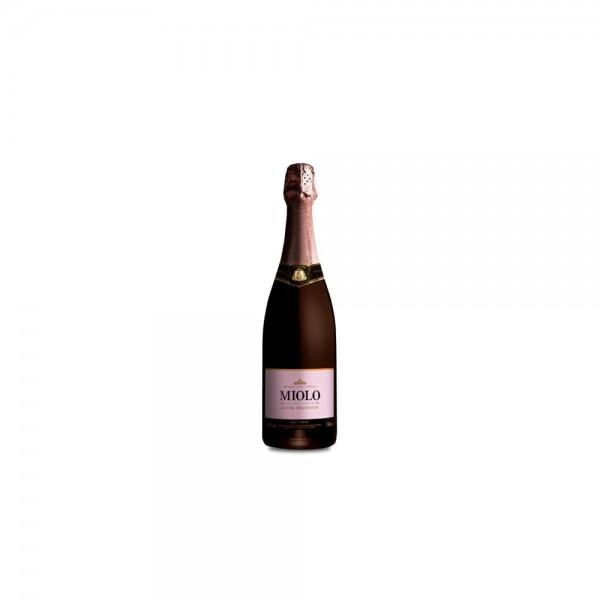 Espumante Miolo Cuvée Tradition Brut Rosé - 750ml