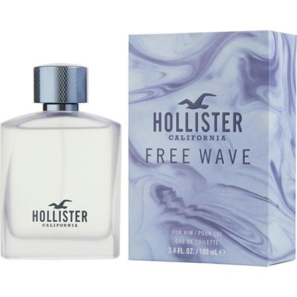 Perfume Hollister Free Wave Masculino - 100ml