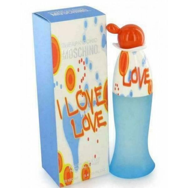 Perfume Moschino I Love Love Cheap And Chic- 100ml