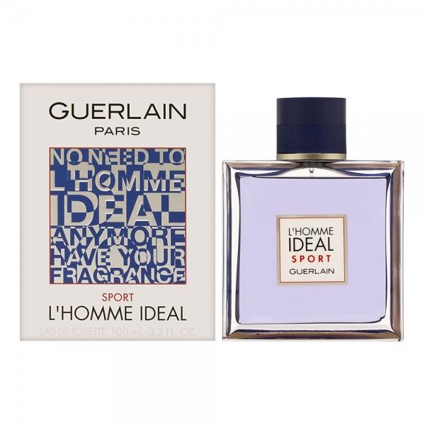 Perfume Guerlain L'Homme Ideal Sport for Men - 100ml