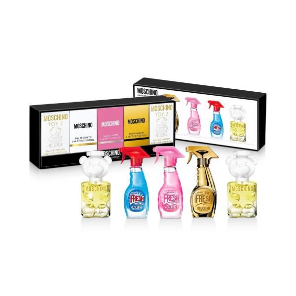 Kit 5 Perfumes Moschino