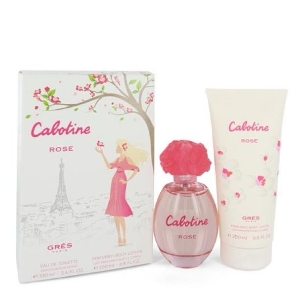 Kit Perfume Grès Cabotine Rose