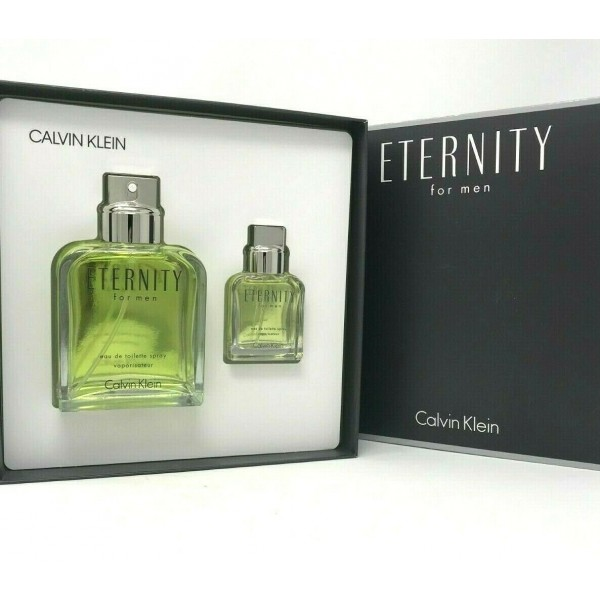 Kit Perfume Calvin Klein Eternity 200ml + 30ml