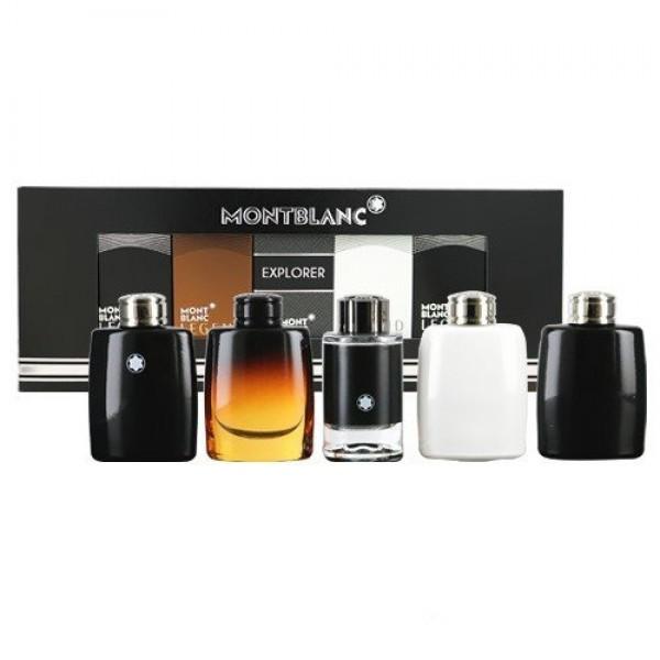 Kit 5 Perfumes Montblanc