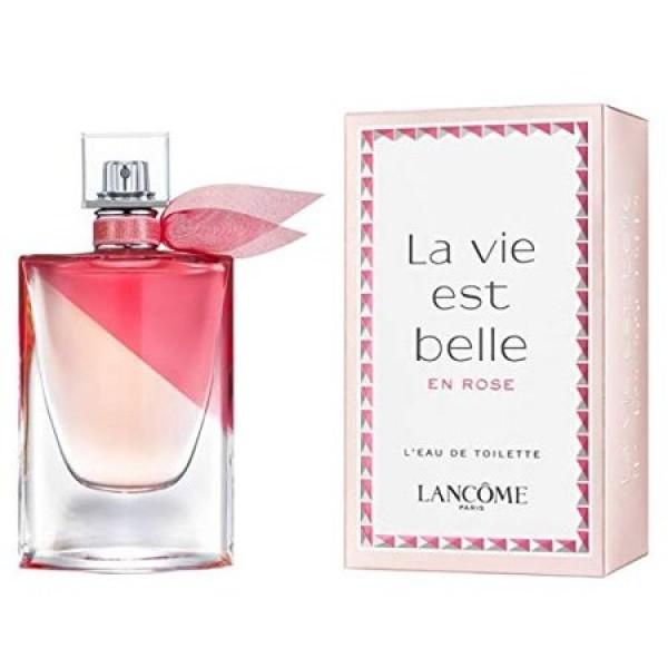 Perfume La Vie Est Belle en Rose by Lancome - 100ml
