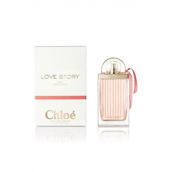 Perfume Chloé Love Story Sensuelle - 75ml