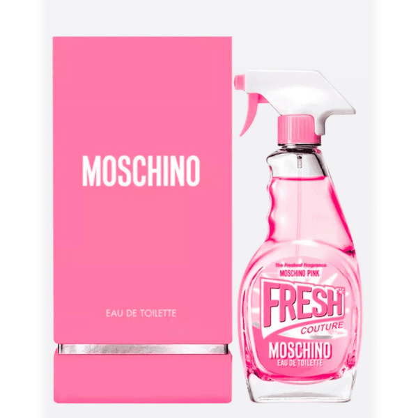 Perfume Moschino Pink Fresh Couture for Women - 50ml