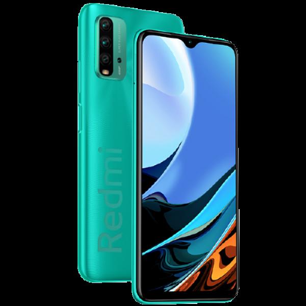 REDMI 9T- OCEAN GREEN - 4GB/64GB