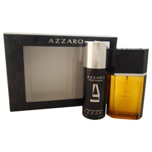 Kit Azzaro Pour Homme Loris Eau de Toilette - 100ml + Desodorante - 150ml