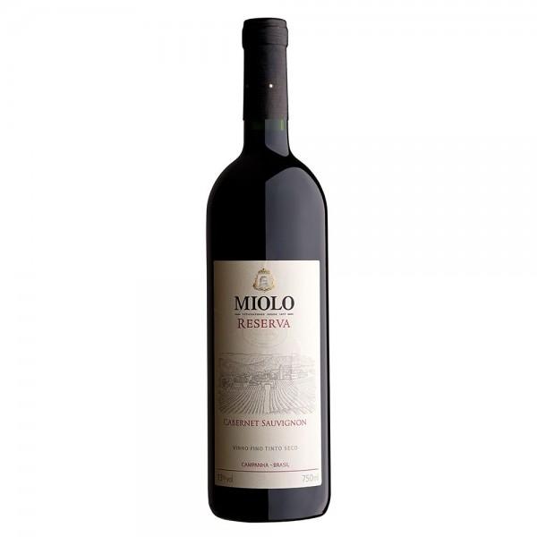 Vinho Miolo Reserva Cabernet Sauvignon - 750ml