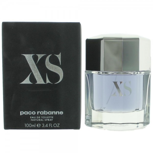 Perfume Xs Cologne by Paco Rabanne - 100ml